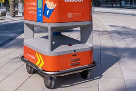 Driverless delivery could transform the Gulf