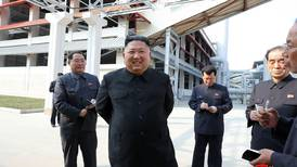 Kim Jong-un makes first appearance in nearly three weeks
