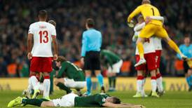 Mick McCarthy says Republic of Ireland 'can beat anyone in the play-offs' after missing out on automatic qualification for Euro 2020