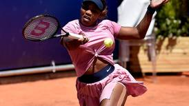 Serena Williams suffers fresh blow to French Open preparations with defeat in Parma