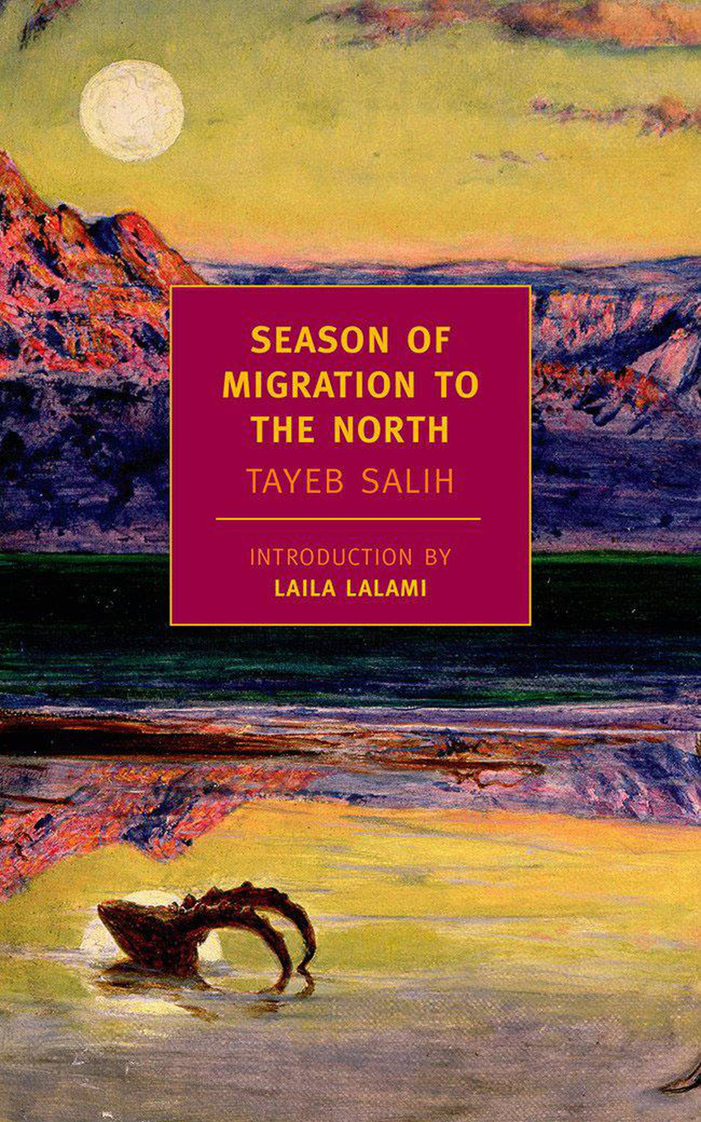 Season of Migration to the North by Tayeb Salih (1969)