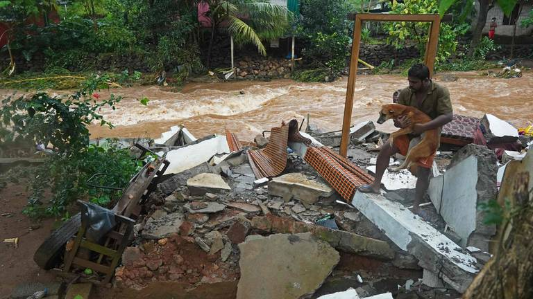 An image that illustrates this article At least five killed in severe flash flooding in India's state of Kerala