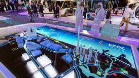 Trial run for driverless car on internal roads at Expo 2020 site