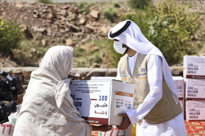 100 Million Meals campaign concludes with a whopping 216 million meals