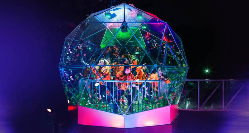 The Crystal Maze Live Experience. Courtesy Little Lion Entertainment
