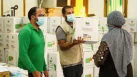 UAE's 100 Million Meals campaign distributes 30 million in Egypt