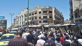 Suweida protests: Syrians march against Assad on eve of transition anniversary