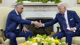 In Iraq, Biden doesn't want to repeat Obama's mistakes