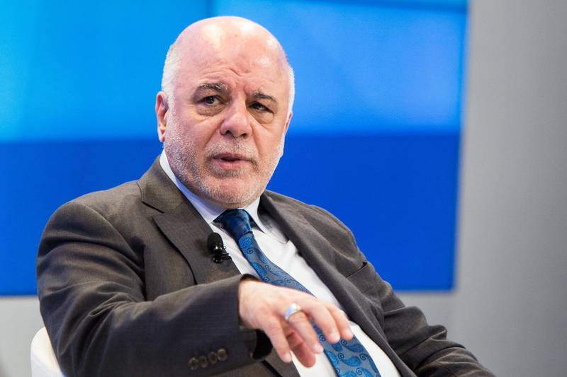 Haidar Al Abadi, Prime Minister of Iraq capture during the Session: A Conversation with Haider Al Abadi, Prime Minister of Iraq at the Annual Meeting 2018 of the World Economic Forum in Davos, January 25, 2018.Copyright by World Economic Forum / Sikarin Thanachaiary