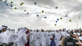 Hudayriat Island beach opening a 'gift' to the people of Abu Dhabi