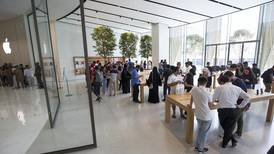 Apple to reopen its three UAE retail stores from Monday