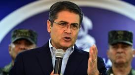 US prosecutor says Honduran president took fortune in drug bribes