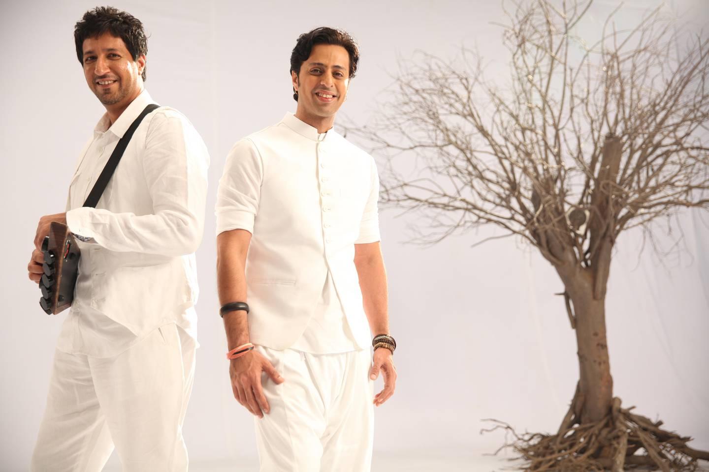 Brothers Salim and Sulaiman. Courtesy TCA Abu Dhabi