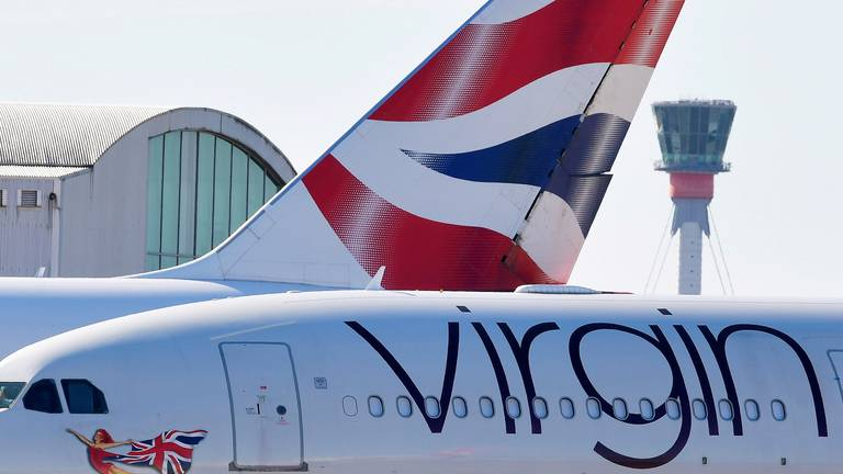An image that illustrates this article Virgin Atlantic in talks for London IPO in the autumn
