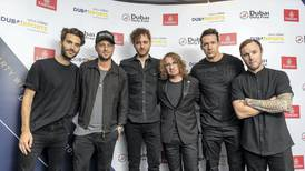 One Republic make light of UAE storms in great show at the Dubai Airshow Gala