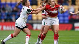Seren Gough-Walters' 'surreal' rugby league journey from Sharjah to Wales