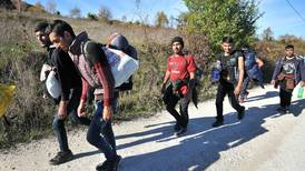 Migrants beaten with sticks to force them from EU borders