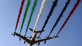 Dubai Airshow takes flight once more with biggest event to date