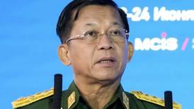 Myanmar junta leader excluded from Asean summit