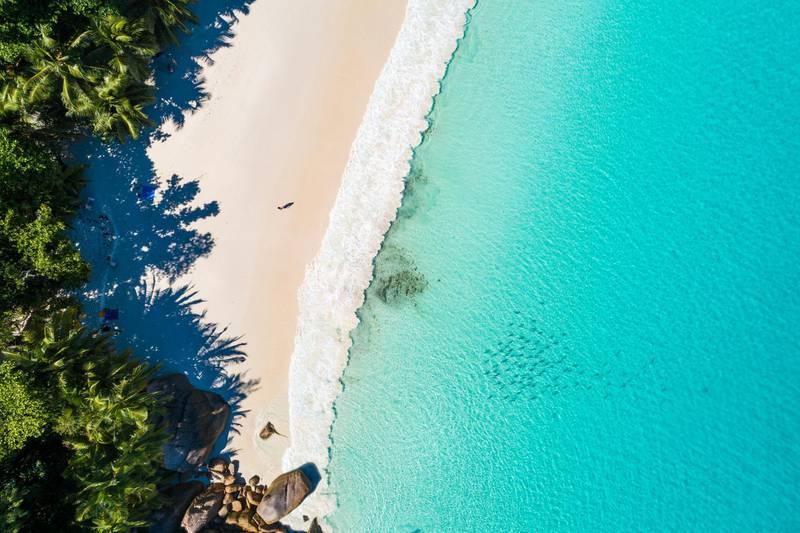 Anse Lazio beach, Praslin island, Seychelles, Africa. Getty Images