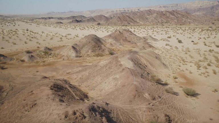 An image that illustrates this article Concerns in Jordan over mining plans at nature reserve