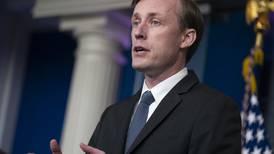 US national security adviser heads to Saudi Arabia and UAE