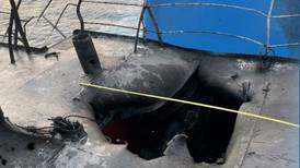 Made in Iran: US military experts determine origins of drone that struck tanker