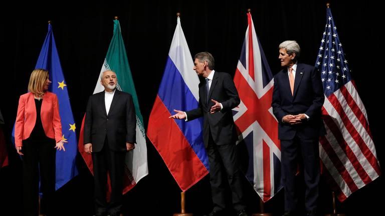 An image that illustrates this article UK investigators examine potential Iran sanctions breaches