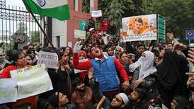 India's students rage against 'anti-Muslim' law as protests sweep across campuses