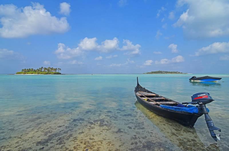 TTATK5 Kalpeni island, Lakshadweep, India. Alamy