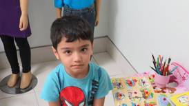 Dubai's lost mall boy may be placed with foster family until his parents are found