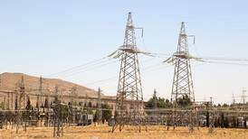 Syrian minister says electricity line with Jordan being repaired
