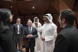 Sheikh Mohamed bin Zayed congratulates NYU Abu Dhabi on its 10th anniversary