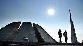Armenian genocide: Turkey must confront its past before it can face its future
