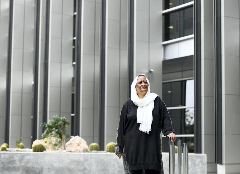 Abu Dhabi, United Arab Emirates - Professor of Food Science at United Arab Emirates University in Al Ain, Afaf Kamal Edin, Sudanese, will be applying for her UAE citizenship because she feels closely connected to the country, and culture. Khushnum Bhandari for The National