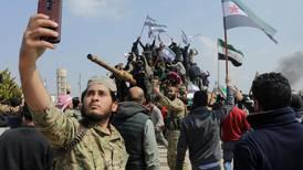 European nations condemn Assad's Idlib offensive on anniversary of civil war