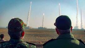 Iran's Revolutionary Guard holds missile and drone drills amid tension