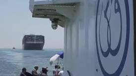 Behind the scenes of the day 'Ever Given' was released from the Suez Canal