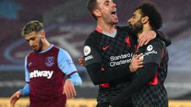 Magnificent Mohamed Salah joined by recalled Chelsea wing-back - Premier League team of the week