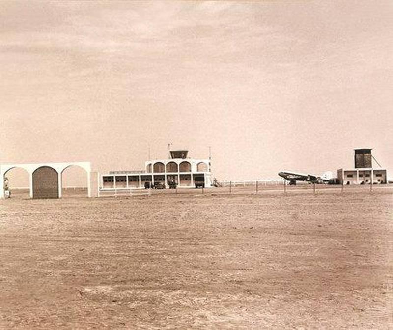 Dubai Airport 1965