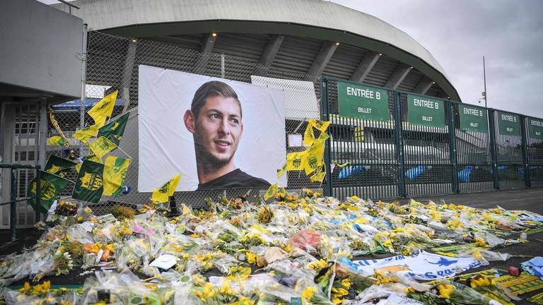 An image that illustrates this article Emiliano Sala: David Henderson pleads guilty to flight charge