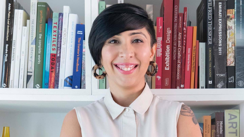Deepa Bhatia, the co-founder and managing director of Capsule Arts. Courtesy Deepa Bhatia