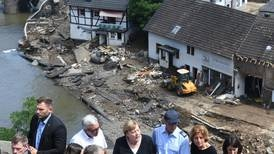 Western Europe floods spread south as death toll mounts