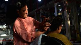 Taliban ban barbers in south Afghanistan from shaving or trimming beards