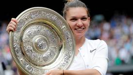 Simona Halep's new 'chilled' approach allowed her to blast away Serena Williams in Wimbledon final