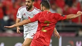 UAE's Ali Mabkhout surpasses Messi and equals Pele in international goals