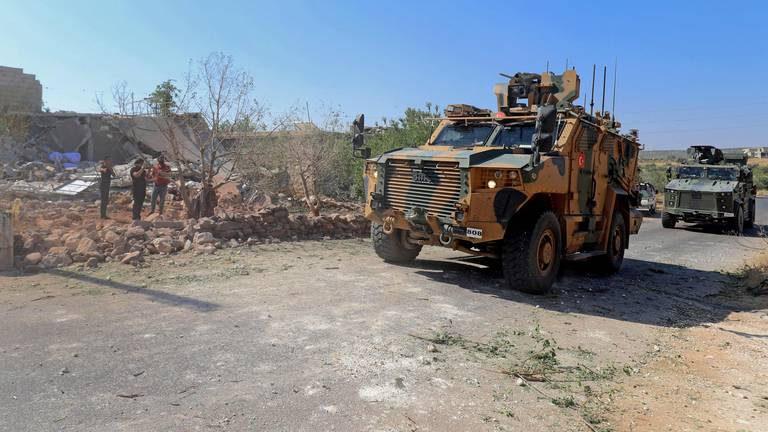 An image that illustrates this article Four Turkish soldiers killed in Iraq and Syria