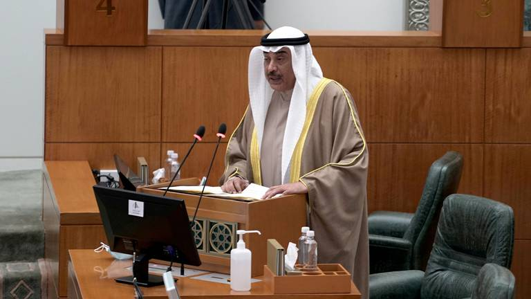 An image that illustrates this article Emir of Kuwait takes first step towards pardoning prisoners