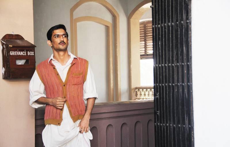 "A handout movie still showing Sushant Singh Rajput in ""Detective Byomkesh Bakshy!"" (Courtesy: Yash Raj Films) *** Local Caption ***  al05ap-movies-byomkesh.jpg"