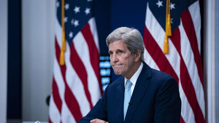 An image that illustrates this article John Kerry to embark on European tour before Cop26